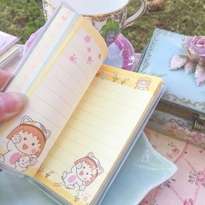 Arriving soon! Adorable Japanese kitty notebook
